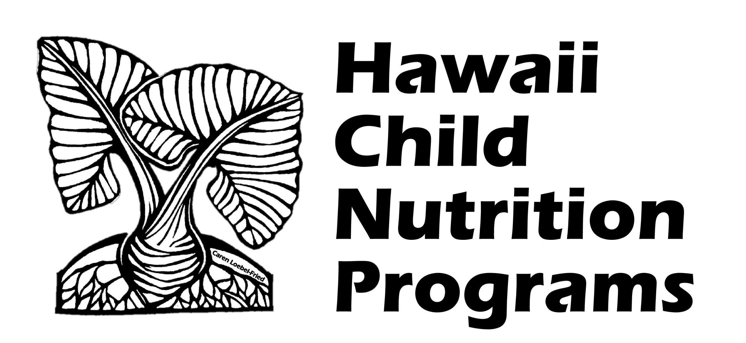 Hawaii Child Nutrition Programs logo